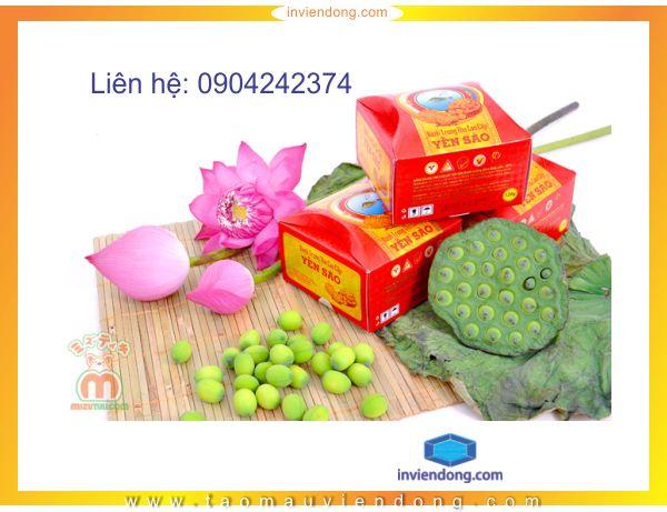 Làm vỏ hộp bánh trung thu rẻ- ĐT 0904242374