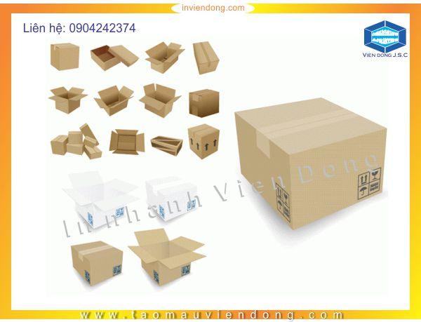 Xưởng làm vỏ hộp đẹp tại đây lấy ngay - ĐT: 0904242374