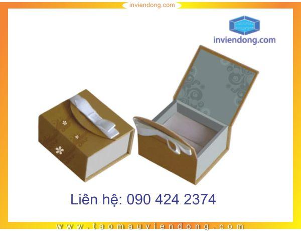 Công ty làm vỏ hộp mẫu đẹp - ĐT: 0904242374